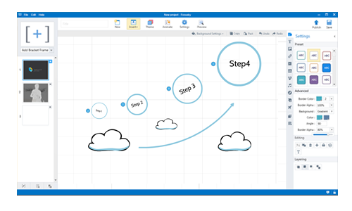 business presentation software'