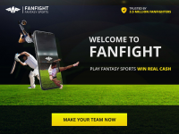 FanFight Fantasy Sports Logo