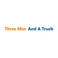 Three Men And A Truck Logo