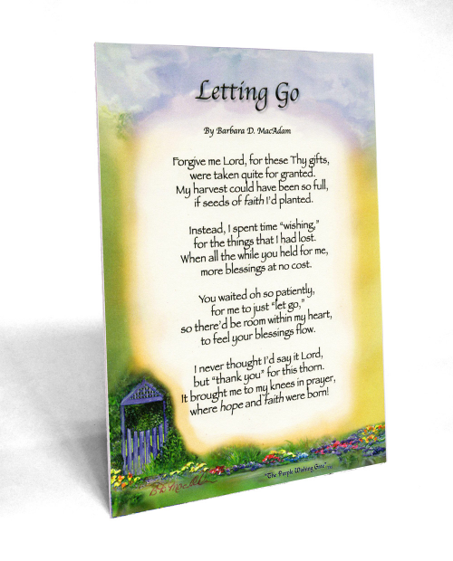 5x7 inch Thick Frame-able Card'