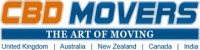 CBD Movers UK Logo