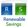 Logo for RenewableSavings.co.uk'