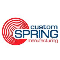 Custom Spring Manufacturing Logo