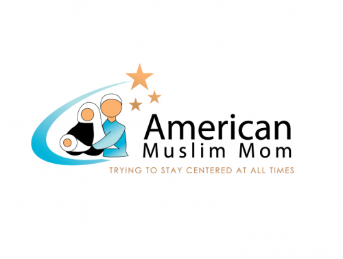Logo for American Muslim Mom'