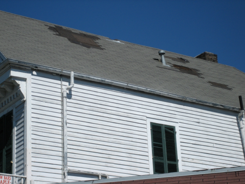 Keep the Roof Protected During Storm Season'
