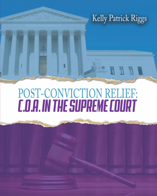 Post-Conviction Relief: C.O.A. in the Supreme Court'