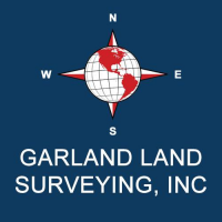 Garland Land Surveying Inc. Logo