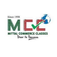 Mittal Commerce Classes Logo