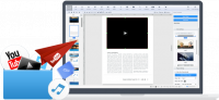 PDF to flipbook