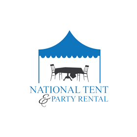 Company Logo For NATIONAL TENT & PARTY RENTAL'
