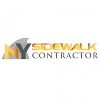 NY Sidewalk Contractor Logo
