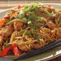 Number 1 Chinese Restaurant Logo