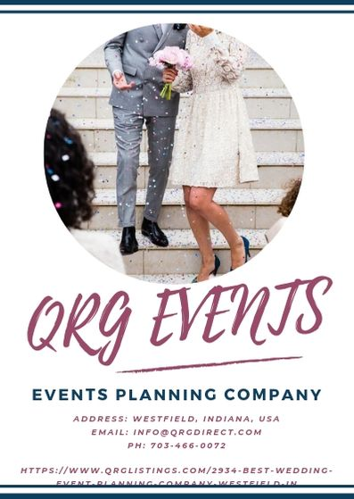 Company Logo For QRG EVENTS'