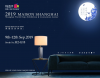 Brlighting to Show Crystal Table Lamps at Maison Shanghai 20'