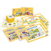 Printed Resources for Calico Spanish Stories Level D