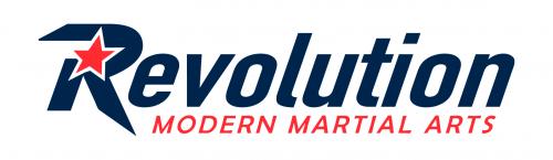 Company Logo For Revolution Modern Martial Arts'