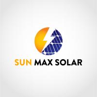Sun Max Solar Logo