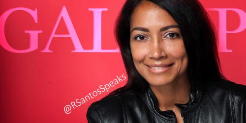 Rosann Santos Gallup Strengths Coach @RSantosSpeaks'