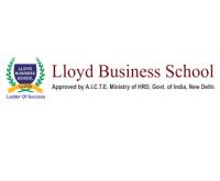 Lloyd Business School Logo