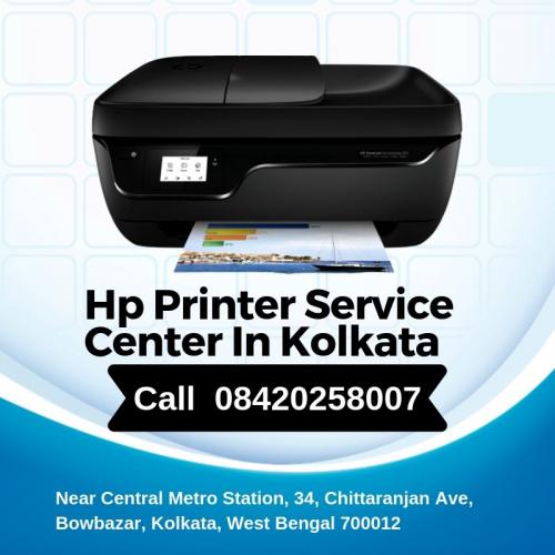 Hp Printer Service Center In Kolkata'