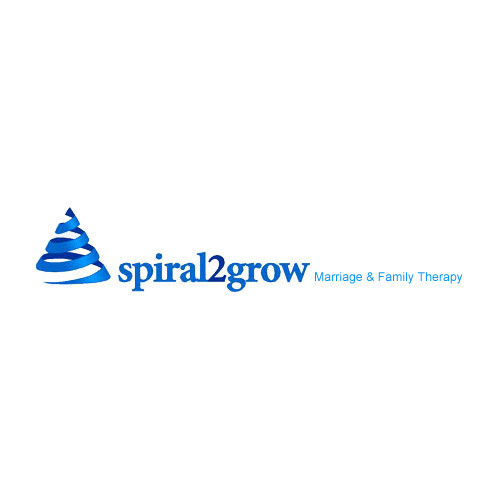 Company Logo For spiral2grow Marriage Family Therapy'