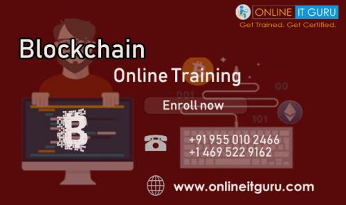 blockchain online training'
