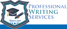 Company Logo For Professional Writing Services'