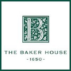 Company Logo For The Baker House 1650'