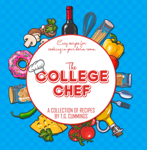 College Chef Cookbook'