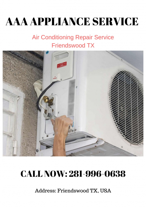 Company Logo For Air Conditioning Repair in Friendswood TX'