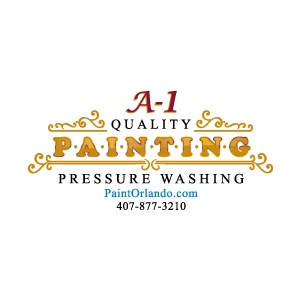 Company Logo For A-1 Quality Painting and Pressure Washing, '