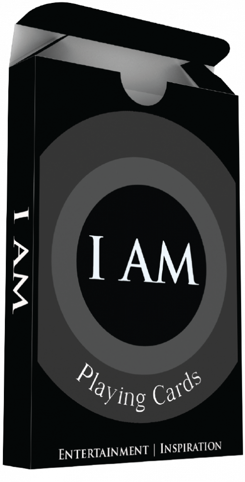 Play the I Am Trading Card Game'
