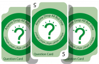 Question Card from Play the I Am