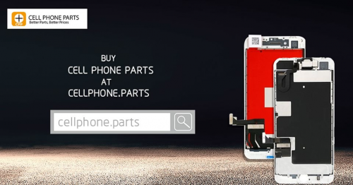 Company Logo For Cell Phone Parts'