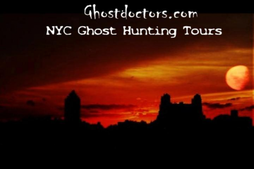 Ghost Doctos Ghost Hunting Tours NYC'