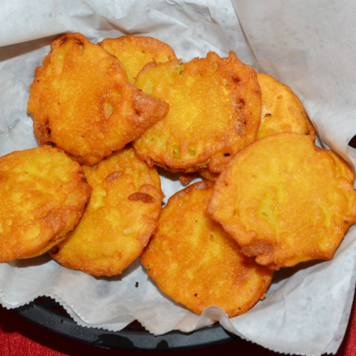 Fried Green Tomatoes'