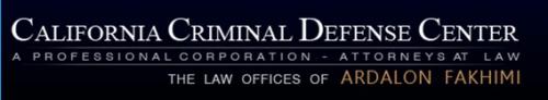 Company Logo For California Criminal Defense Center / 800-DU'