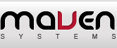 Logo for Maven Systems Pvt Ltd'