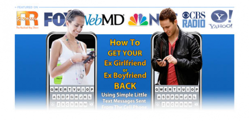 Text Your Ex Back By Michael Fiore'