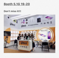 DMAX to Exhibit UV Phone Sanitizer at Canton Fair Autumn 201