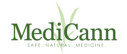 Logo for MediCann'