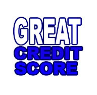 Great Credit Score Logo