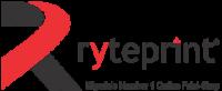 Ryteprint.com - Online Printing in Nigeria Logo