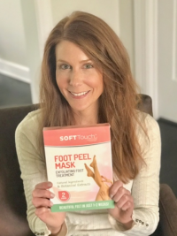 Lynsey Frey, Brand Owner of Soft Touch Foot Care
