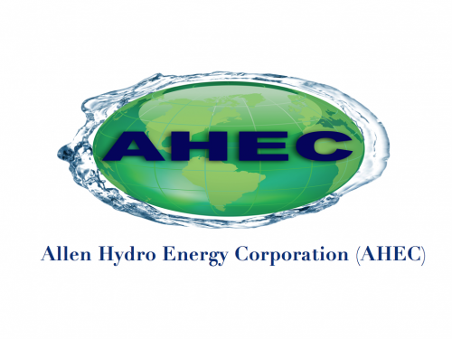 Logo for Allen Hydro Energy Corporation (AHEC)'