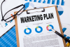Marketing plan templates are a great place to start.'