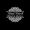 Company Logo For Final Touch Blinds & Shutters'