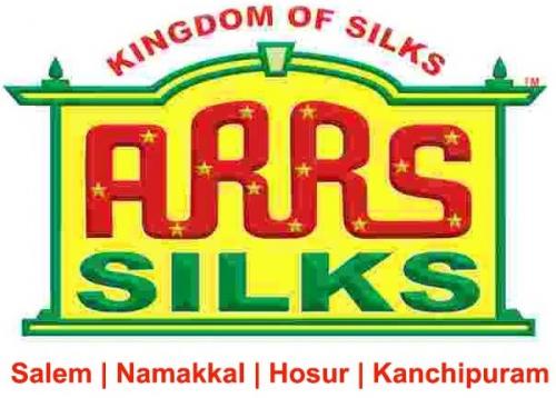 Company Logo For ARRS silks'