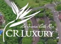 CR LUXURY Logo