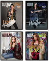Guitar Girl Magazine Issue 9 - The Ladies of Metal'